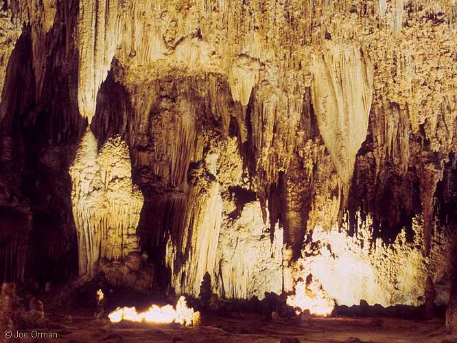 Joe Orman's Photo Pages -- Carlsbad Caverns National Park